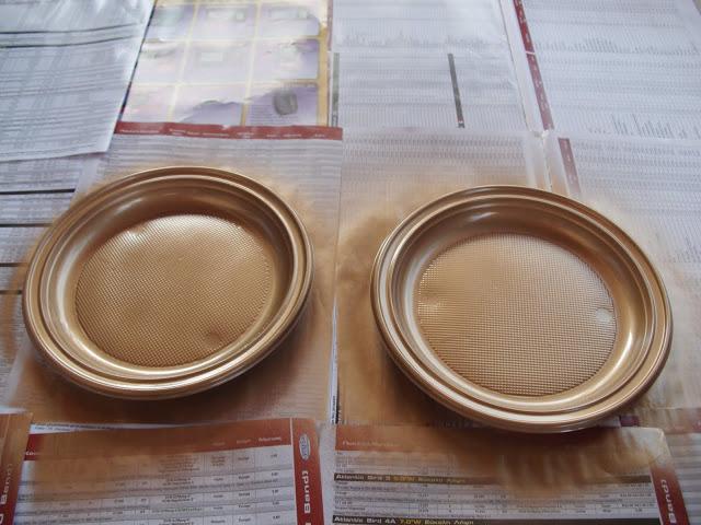 Ψεύτικα πιάτα για διακόσμηση