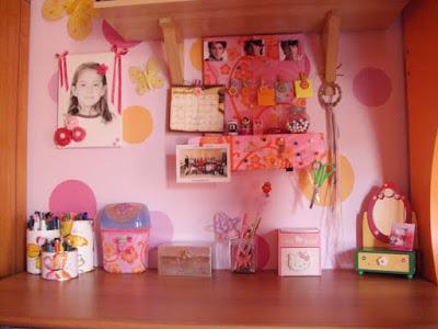 Οργάνωση παιδικού γραφείου.