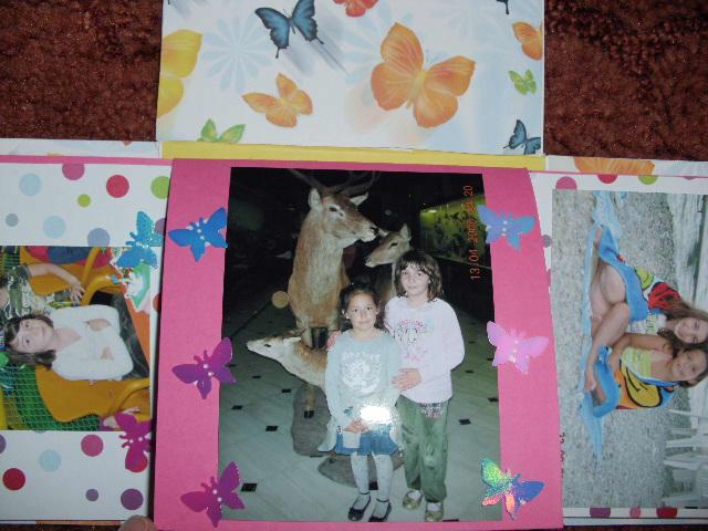 Δώρο φιλίας άλμπουμ με φωτογραφίες