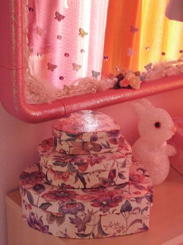 Διακόσμηση παιδικού δωματίου για κορίτσια