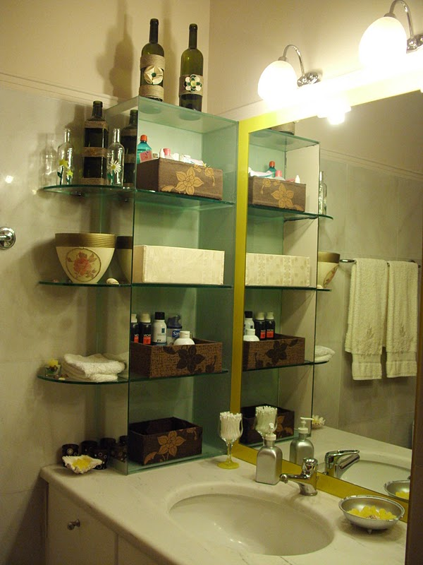 Ανακαίνιση μπάνιου και ιδέες διακόσμησης
