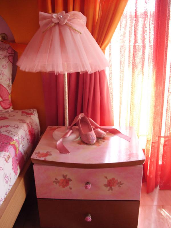Μεταμόρφωση φωτιστικού για το παιδικό δωμάτιο
