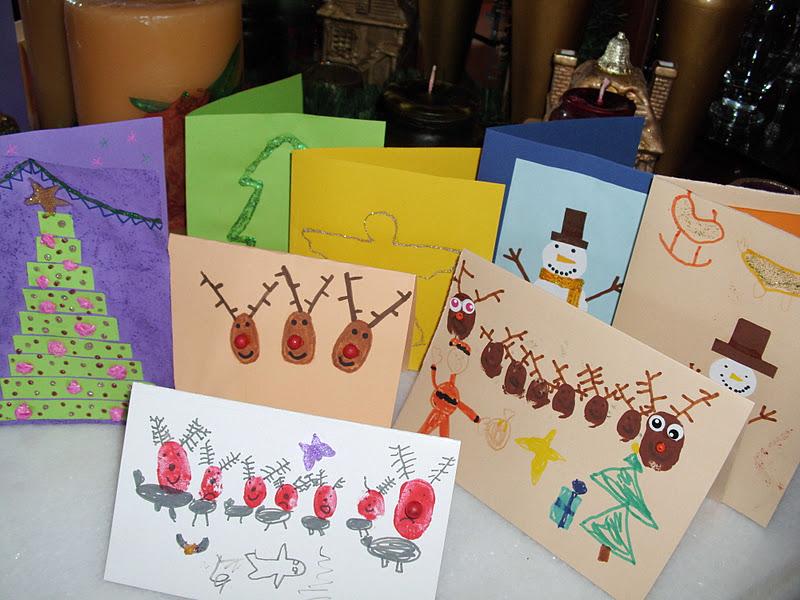 Ιδέες για χειροποίητα χριστουγεννιάτικα δώρα κάρτες