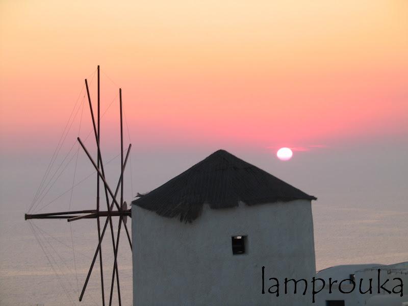 Αχ Ελλάδα σ' αγαπώ από την Σαντορίνη