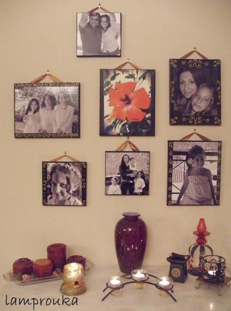 Κόλλησε τις αγαπημένες σου φωτογραφίες πάνω σε καμβά