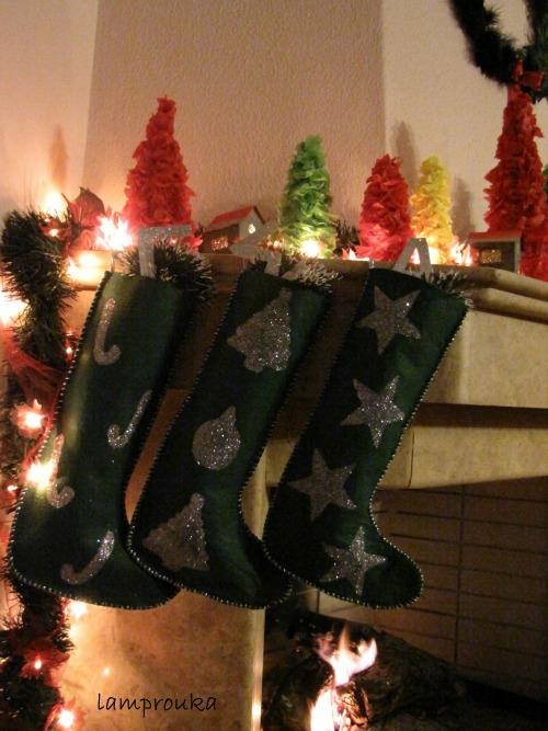 Φτιάξε χριστουγεννιάτικες μπότες