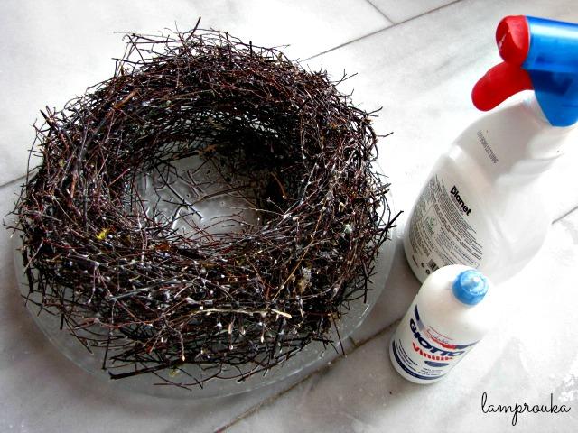 Πως να φτιάξεις μια φωλιά για τα πασχαλινά αυγά.