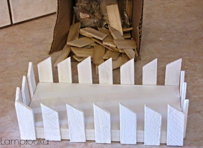 φτιάχνουμε πασχαλινό καλάθι