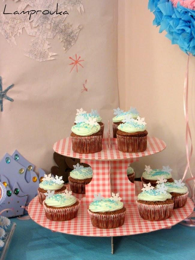 σοκολατένια cup cakes