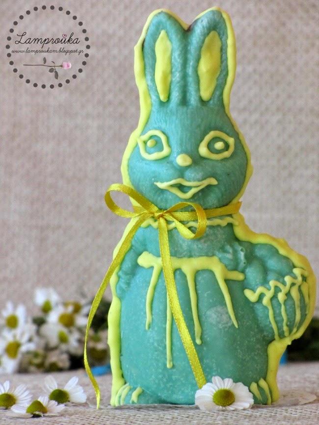 Φτιάξε σοκολατένιο κουνέλι για το Πάσχα