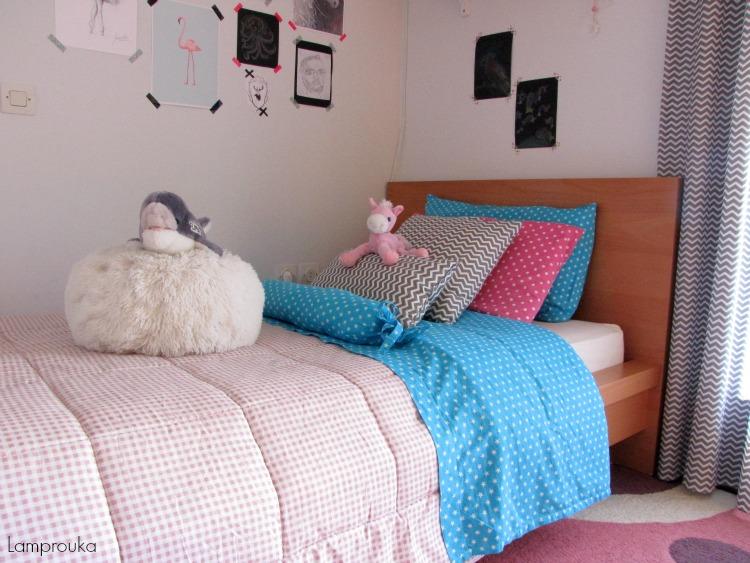 Οικονομική ανανέωση στο παιδικό δωμάτιο
