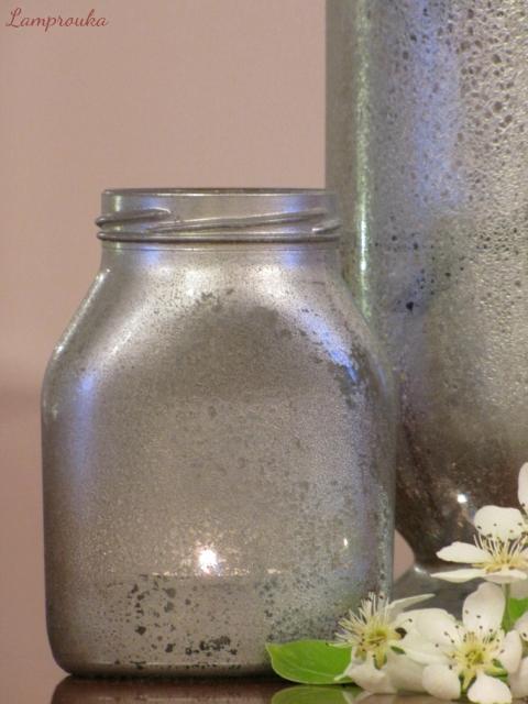 Τεχνική mercury glass.