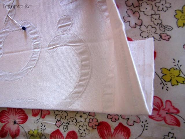 Πως να ράψεις κουρτίνες ρόμαν.