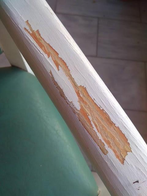 Πως να βάψω πολυθρόνες ή καρέκλες εξωτερικού χώρου.