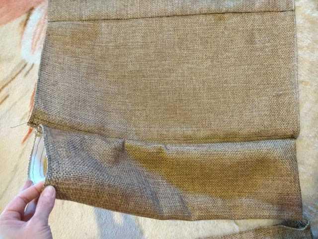ράβουμε μαξιλάρια για κρεβατάκι σκύλου