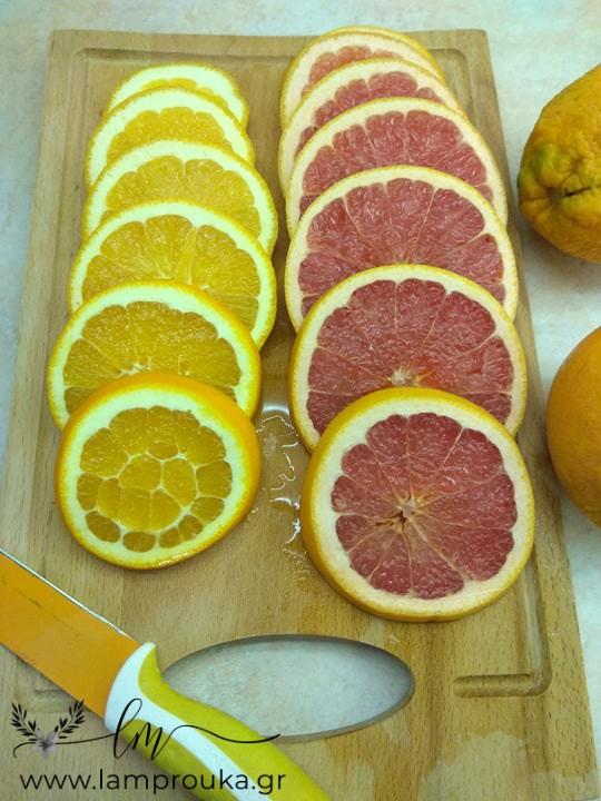 Πως να αποξηράνεις πορτοκάλια.