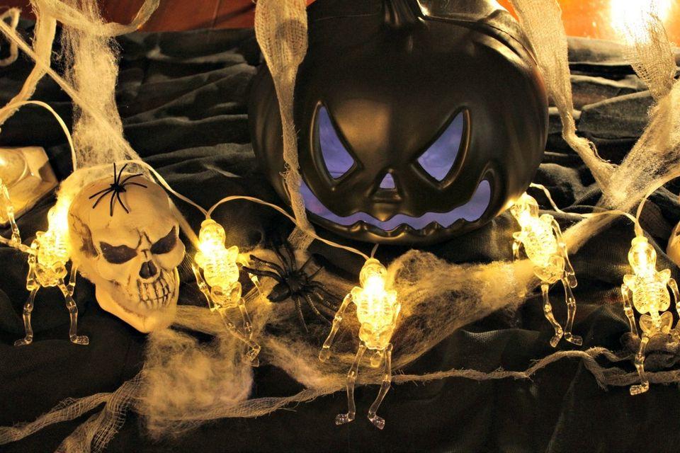 """Halloween τραπέζι, πως να το στρώσεις"""