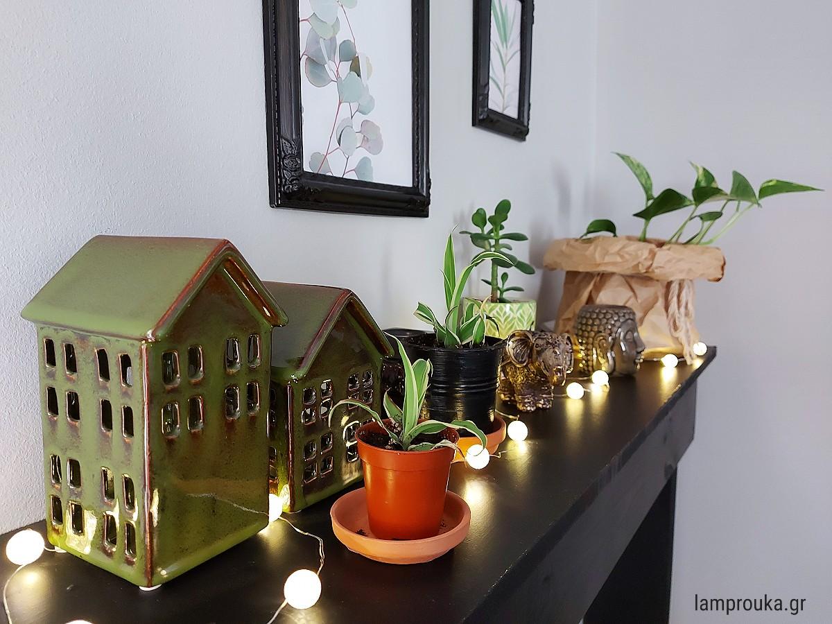 Φτιάξε ένα ράφι για τα φυτά σου