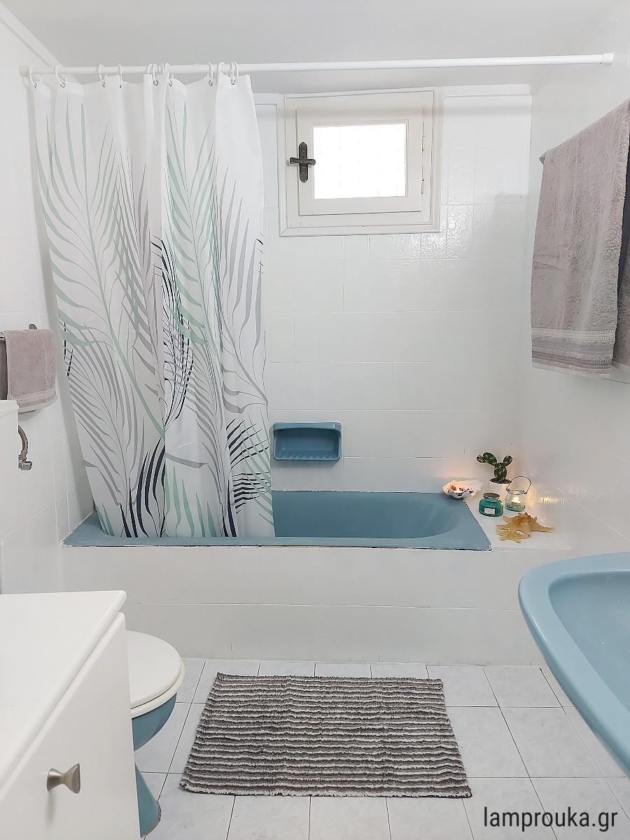 Πως να βάψεις πλακάκια μπάνιου
