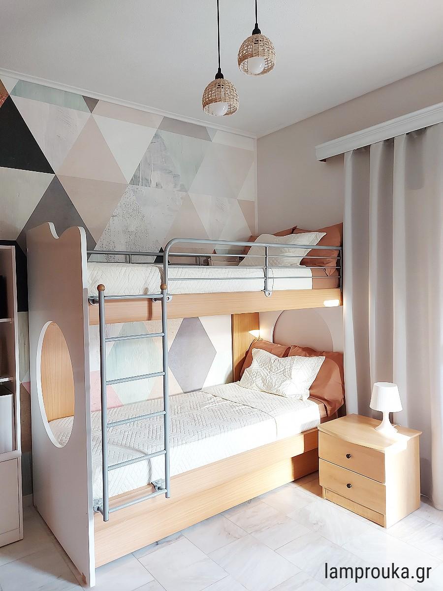 Παιδικό υπνοδωμάτιο, ανανέωση και διακόσμηση