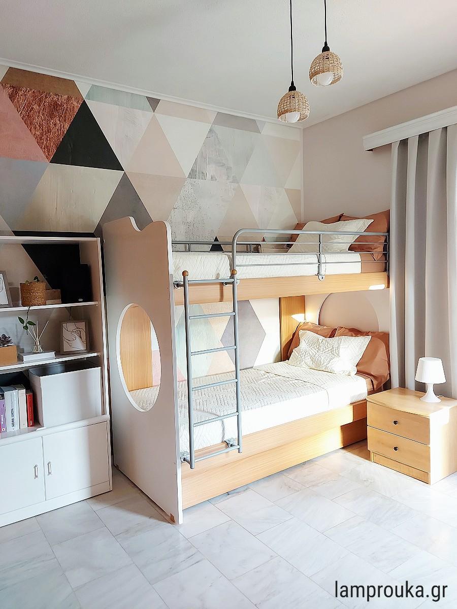 Υπνοδωμάτιο, ανανέωση και διακόσμηση, ιδέες και κατασκευές