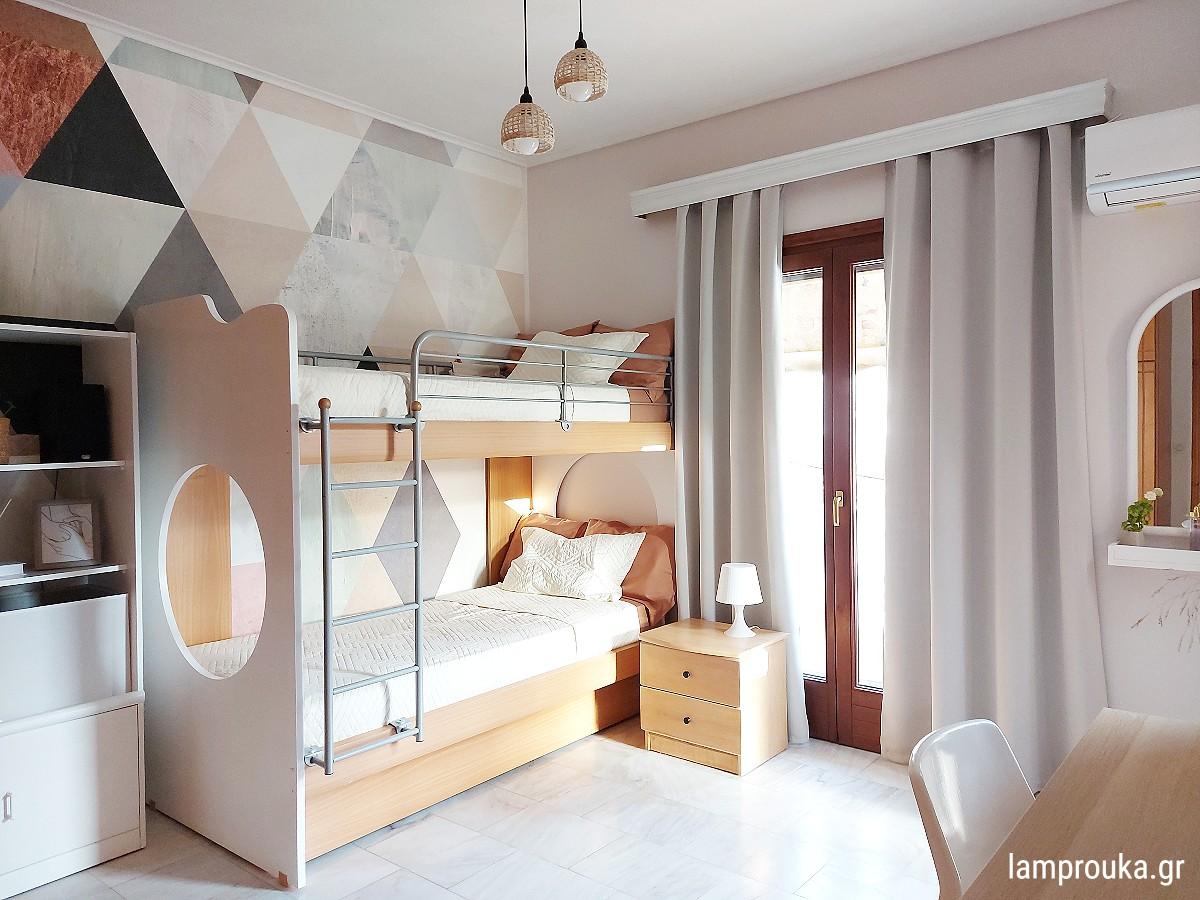 Υπνοδωμάτιο, ανανέωση και διακόσμηση σε boho style