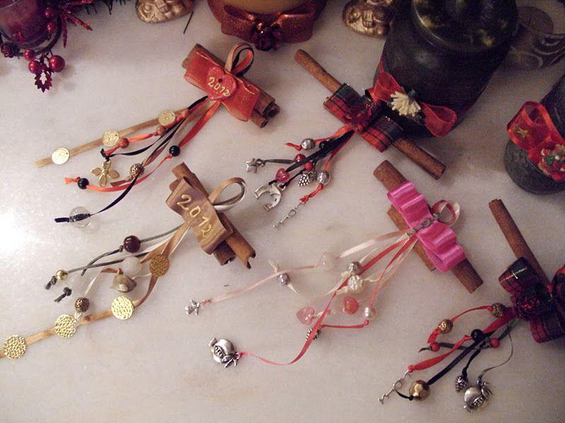 Ιδέες για χειροποίητα χριστουγεννιάτικα δώρα