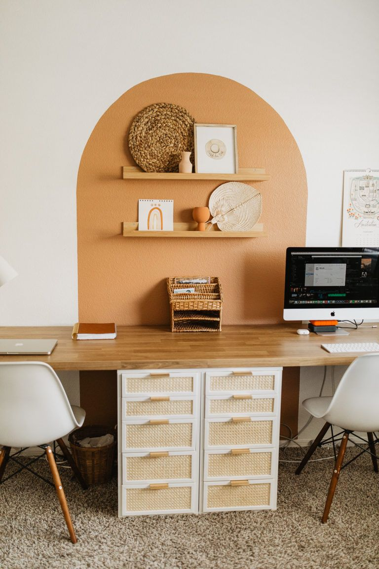 Diy γραφείο ikea hack - 10 DIY ιδέες γραφείου