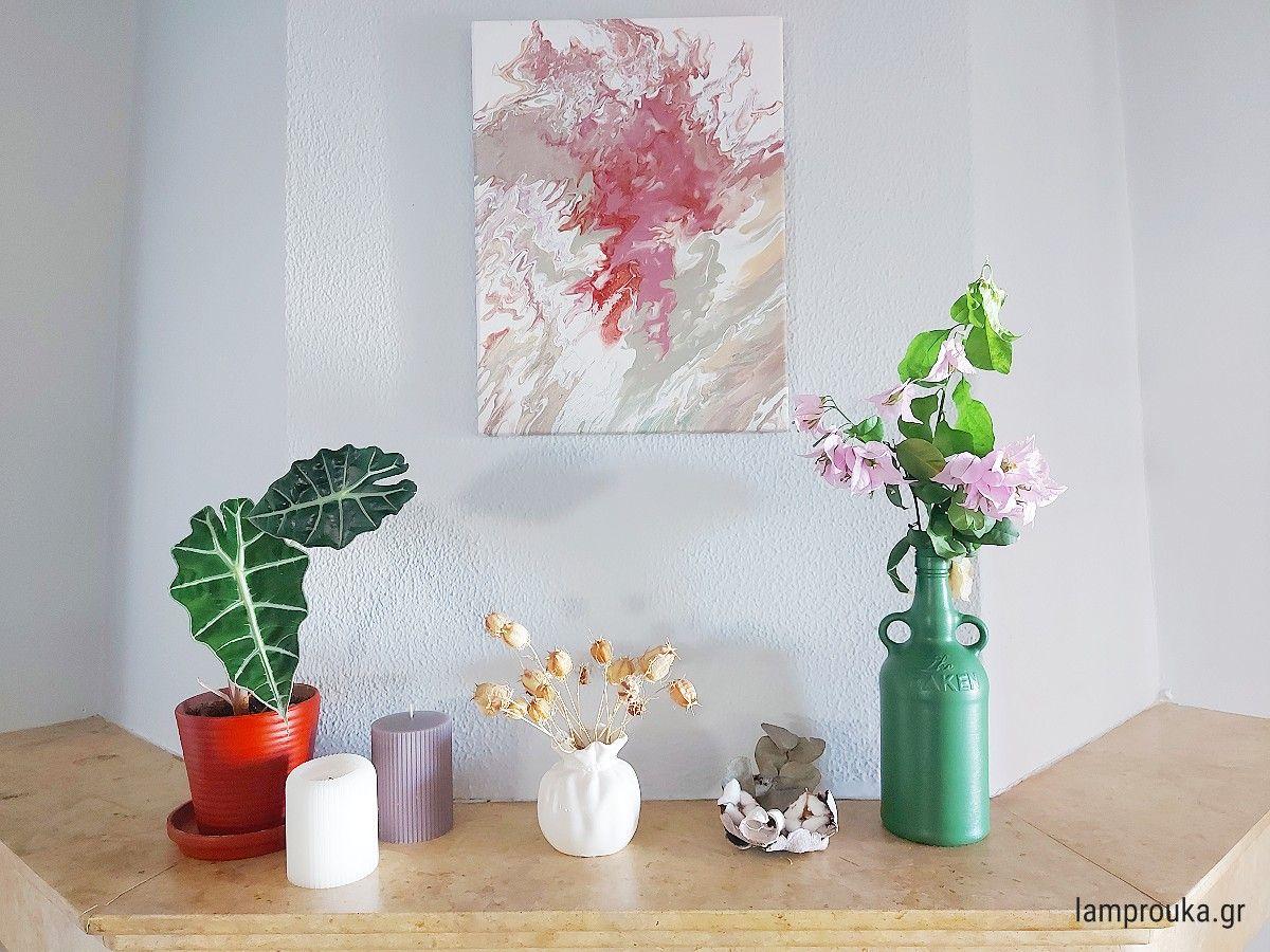 3 εύκολες diy ιδέες ζωγραφικής με ακρυλικά χρώματα